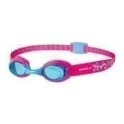 Speedo DISNEY ILLUSION JR Очки для плавания детские Розовый/Голубой