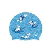 Speedo MICKEY MOUSE SLOGAN CAP JR Шапочка для плавания детская Голубой