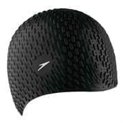 Speedo BUBBLE CAP Шапочка для плавания Черный