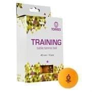 Torres TRAINING 1* (TT21015) Мячи для настольного тенниса (6 шт)
