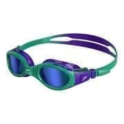 Speedo FUTURA BIOFUSE FLEXISEAL MIRROR Зеленый/Фиолетовый