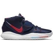 Nike KYRIE 6 Кроссовки баскетбольные Темно-синий/Красный