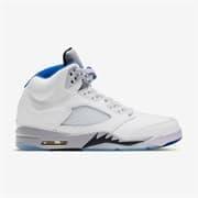 Jordan 5 STEALTH 2.0 Кроссовки баскетбольные Белый/Синий