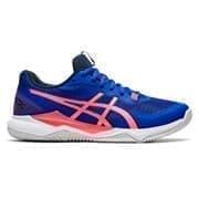 Asics GEL-TACTIC (W) Кроссовки волейбольные женские Синий/Розовый