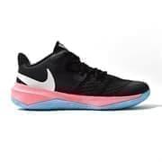 Nike ZOOM HYPERSPEED COURT Кроссовки волейбольные Черный/Розовый/Голубой