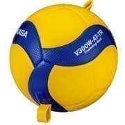 Mikasa V300W-AT-TR Мяч волейбольный на растяжках