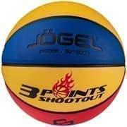 Jogel STREETS 3POINTS (BC21) Мяч баскетбольный