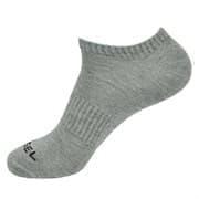 Jogel ESSENTIAL SHORT CASUAL SOCKS Носки низкие (2 пары) Серый/Черный