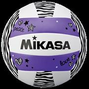 Mikasa VXS-ZB-PUR Мяч для пляжного волейбола