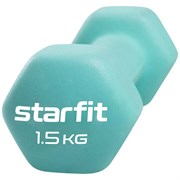 Starfit CORE DB-201 1,5 КГ Гантель неопреновая