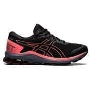 Asics GT-1000 9 G-TX (W) Кроссовки беговые женские Черный/Розовый