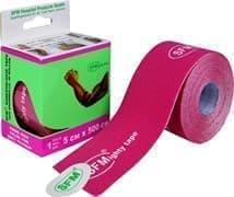SFM 5 см Х 500 см Лейкопластырь кинезио тейп с логотипом розовый