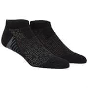 Asics ULTRA COMFORT ANKLE Носки беговые низкие Черный/Серый