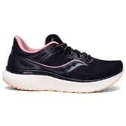 Saucony HURRICANE 23 (W) Кроссовки беговые женские Черный/Розовый