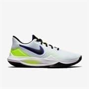 Nike PRECISION 5 Кроссовки баскетбольные Белый/Синий/Салатовый
