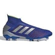 Adidas PREDATOR 19+ FG Бутсы футбольные Синий/Серебристый