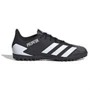 Adidas PREDATOR MUTATOR 20.4 TURF SHOES Бутсы футбольные Черный/Белый