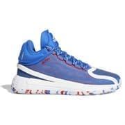 Adidas D ROSE 11 Кроссовки баскетбольные Синий/Белый