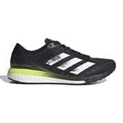 Adidas ADIZERO BOSTON 9 Кроссовки беговые Черный/Белый