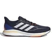 Adidas SUPERNOVA+ Кроссовки беговые Темно-синий/Белый