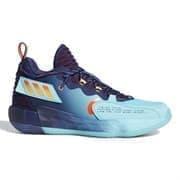 Adidas DAME 7 EXTPLY Кроссовки баскетбольные Голубой/Темно-синий