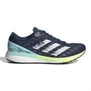 Adidas ADIZERO BOSTON 9 (W) Кроссовки беговые женские Темно-синий/Голубой