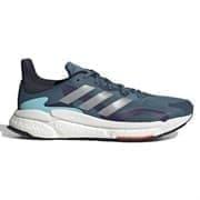 Adidas SOLARBOOST 3 Кроссовки беговые Темно-синий/Серый