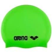 Arena CLASSIC SILICONE Шапочка для плавания Зеленый
