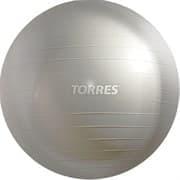Torres AL121175SL Мяч гимнастический 75 см Серый