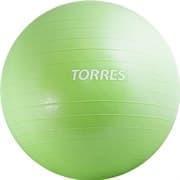 Torres AL121155GR Мяч гимнастический 55 см Зеленый