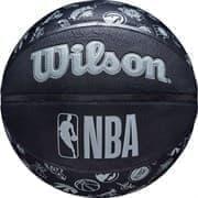 Wilson NBA ALL TEAM (WTB1300XBNBA) Мяч баскетбольный