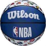 Wilson NBA ALL TEAM (WTB1301XBNBA) Мяч баскетбольный