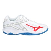 Mizuno THUNDER BLADE 3 Кроссовки волейбольные Белый/Красный/Синий