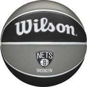 Wilson NBA TEAM TRIBUTE BROKLYN NETS (WTB1300XBBRO) Мяч баскетбольный