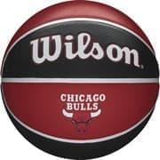 Wilson NBA TEAM TRIBUTE CHICAGO BULLS (WTB1300XBCHI) Мяч баскетбольный