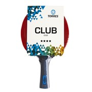 Torres CLUB 4* (TT21008) Ракетка для настольного тенниса