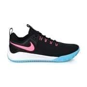 Nike AIR ZOOM HYPERACE 2 SE Кроссовки волейбольные Черный/Розовый/Голубой