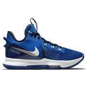 Nike LEBRON WITNESS V Кроссовки баскетбольные Синий/Белый