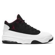 Jordan MAX AURA 2 Кроссовки баскетбольные Белый/Черный