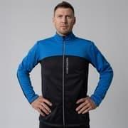 Nordski ACTIVE BLUE/BLACK Разминочная куртка Синий/Черный