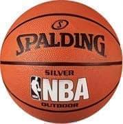 Spalding NBA SILVER SERIES OUTDOOR (83-015Z) Мяч баскетбольный