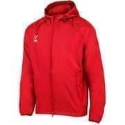 Jogel CAMP RAIN JACKET JC4WB0121.R2 Куртка ветрозащитная Красный