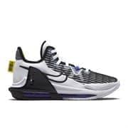 Nike LEBRON WITNESS VI Кроссовки баскетбольные Белый/Черный