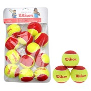 Wilson STARTER RED (WRT137100) Мячи для большого тенниса (12 шт)