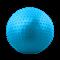 Starfit GB-301 65 СМ, СИНИЙ Мяч гимнастический массажный - фото 159615